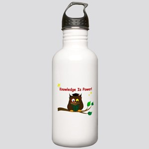 Wise Owl Stainless Water Bottle 1.0L