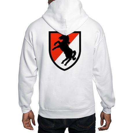M Company Logo Hooded Sweatshirt