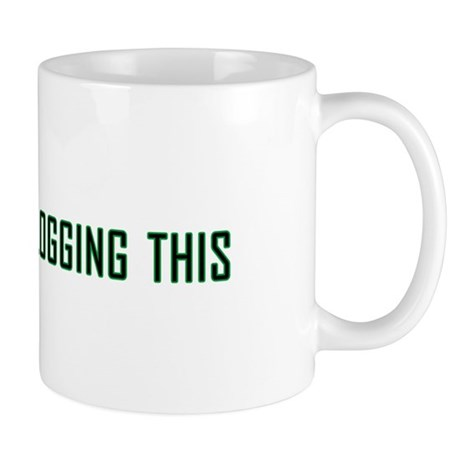 Mug - I Am Totally Blogging This
