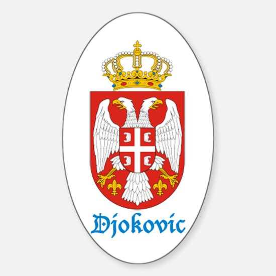 djokovic-crest Decal