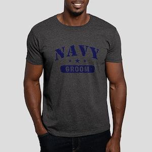Navy Groom Dark T-Shirt