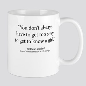 Catcher in the Rye Ch.11 Mug