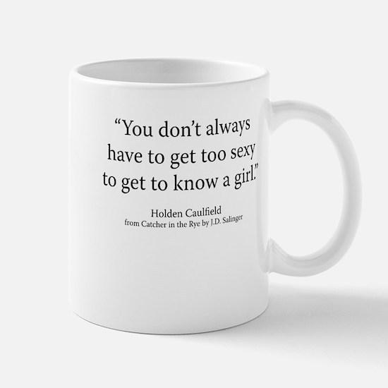 Catcher in the Rye Ch.11 Mug