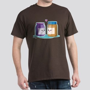 Peanut Butter and Jelly Dark T-Shirt