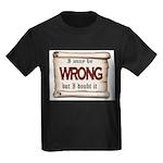 WRONG T-Shirt