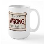 WRONG Mugs