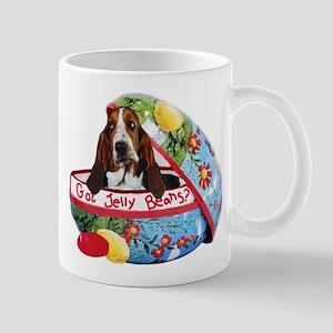 Bassett Hound Easter Mug