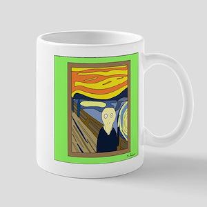 Doin Alright (No Text) Mug