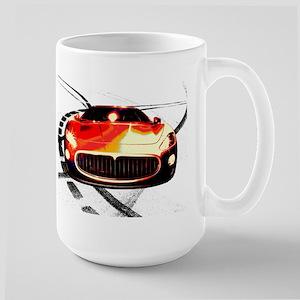 Maserati Style Large Mug