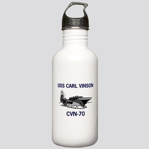 USS CARL VINSON Stainless Water Bottle 1.0L