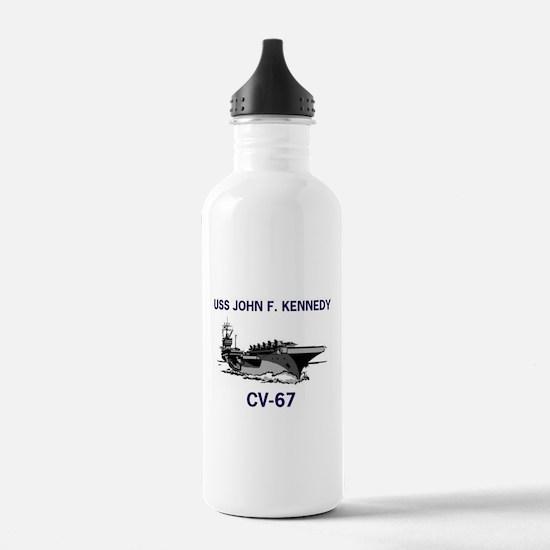 CV-67 Sports Water Bottle