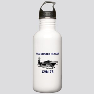 USS REAGAN Stainless Water Bottle 1.0L
