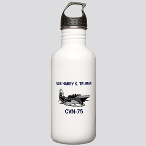 USS HARRY S. TRUMAN Stainless Water Bottle 1.0L