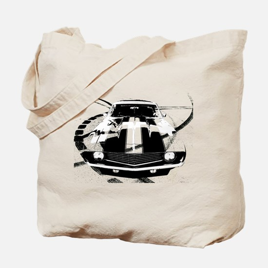 Camaro Style Tote Bag