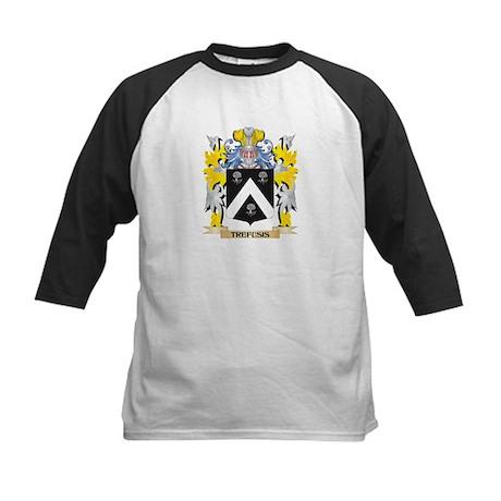 Trefusis Family Crest - Coat of Ar Baseball Jersey