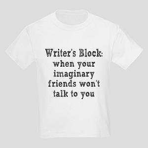 Writer's Block Kids Light T-Shirt