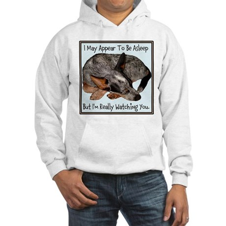 I'm Watching You... Hooded Sweatshirt