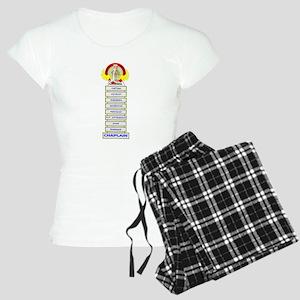 TEENSIE WEENSIE AIRLINES II Women's Light Pajamas