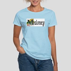 Maloney Celtic Dragon Women's Light T-Shirt