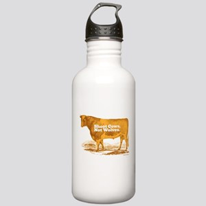 Shoot Cows Stainless Water Bottle 1.0L