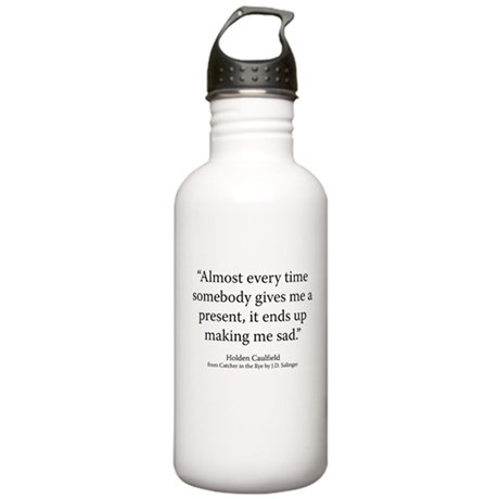 Catcher in the Rye Ch.7 Stainless Water Bottle 1.0