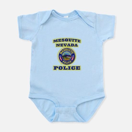Mesquite Police Infant Bodysuit