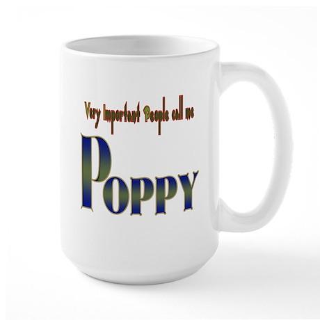 VERY IMPORTANT PEOPLE CALL ME Large Mug
