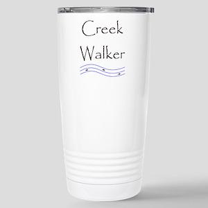 Creek Walker Stainless Steel Travel Mug
