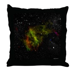 Space #2 Throw Pillow