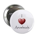 "Arrowheads 2.25"" Button (10 pack)"