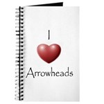 Arrowheads Journal - Notebook