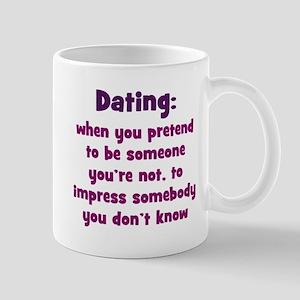 Dating Definition Mug