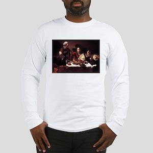 Supper at Emmaus Long Sleeve T-Shirt