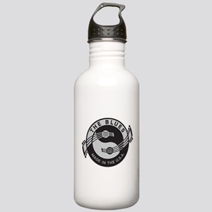 The Blues USA Stainless Water Bottle 1.0L