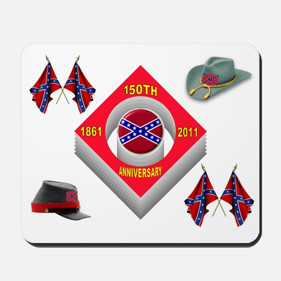 SOUTH WILL RISE AGAIN Mousepad