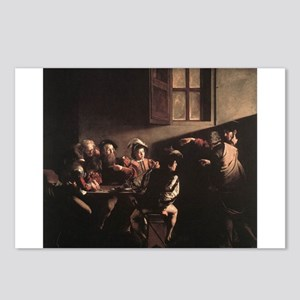 The Calling of Saint Matthew Postcards (Package of
