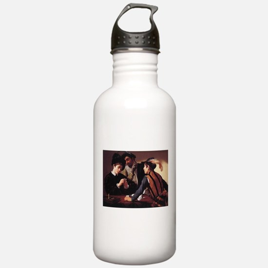 The Cardsharps Water Bottle