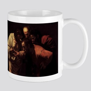 The Incredulity of Saint Thom Mug