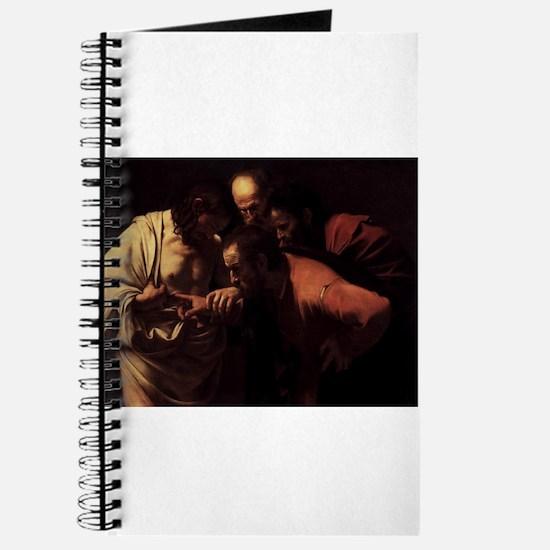 The Incredulity of Saint Thom Journal