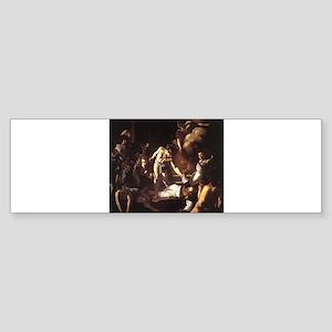 The Martyrdom of Saint Matthe Sticker (Bumper)