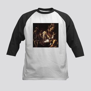 The Martyrdom of Saint Matthe Kids Baseball Jersey