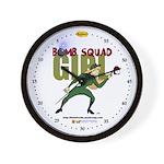 BSG Wall Clock