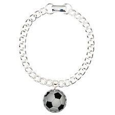 Soccer Mom Charm Bracelet, One Charm
