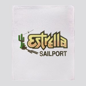 ESTRELLA SAILPORT Throw Blanket