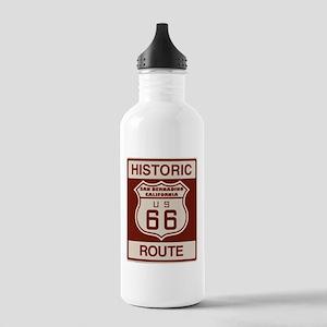San Bernardino Route 66 Stainless Water Bottle 1.0