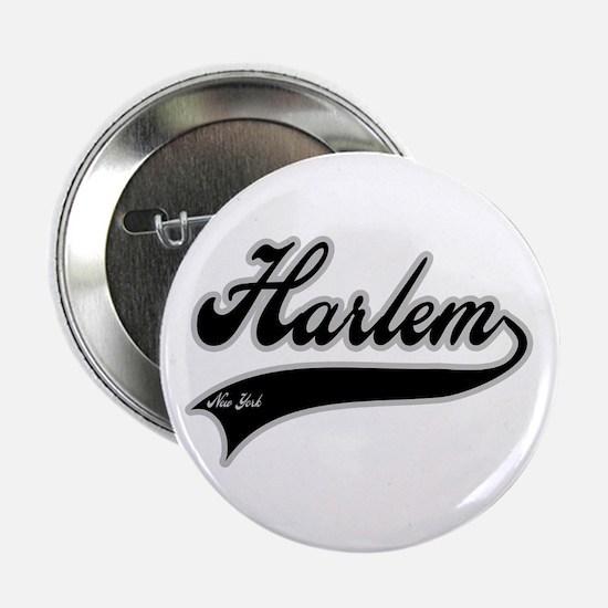 "HARLEM NEW YORK 2.25"" Button"