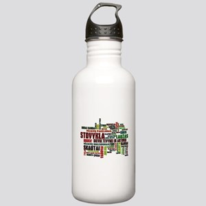 Stovykla Terms Stainless Water Bottle 1.0L