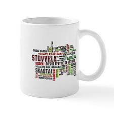 Stovykla Terms Mug
