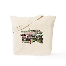 Stovykla Terms Tote Bag