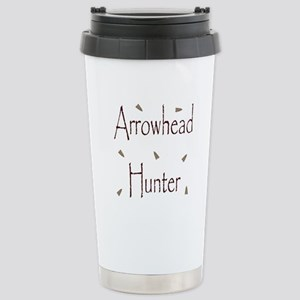 Arrowhead Hunting Stainless Steel Travel Mug
